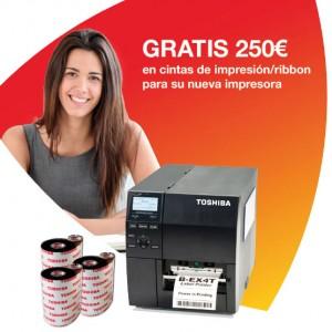 Lee más sobre el artículo Impresora Toshiba Tec B-EX4T2 + Ribbon Gratis