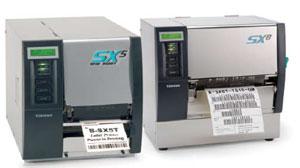 Toshiba Tec SX5T, SX6T & SX8T series