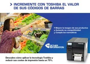 Lee más sobre el artículo Incremente con Toshiba el Valor de sus Códigos de Barras