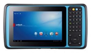 Lee más sobre el artículo Unitech Presenta la nueva Tablet Robusta TB120