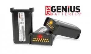 Baterias y cargadores GTS, alarga la autonomía y vida útil del terminal, scanner o impresora portatil