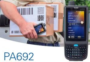 Lee más sobre el artículo Unitech Presenta el Nuevo Terminal PDA PA692