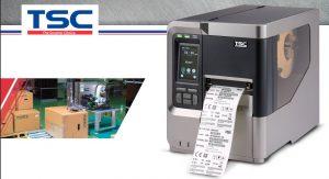 TSC Presenta la Impresora MX240P Serie