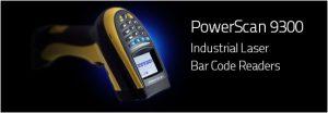 Presentamos el Lector Industrial PowerScan 9300 de Datalogic