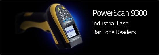 En este momento estás viendo Presentamos el Lector Industrial PowerScan 9300 de Datalogic