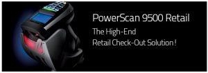Presentamos el Lector PowerScan 9500 Retail de Datalogic