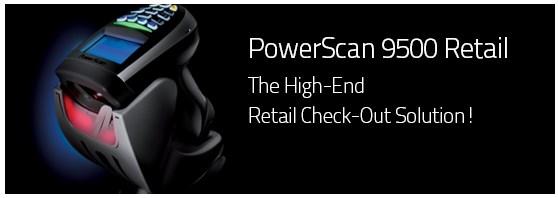 En este momento estás viendo Presentamos el Lector PowerScan 9500 Retail de Datalogic