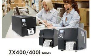 Presentamos la Nuevas Impresora Industriales Godex ZX400/400i Series