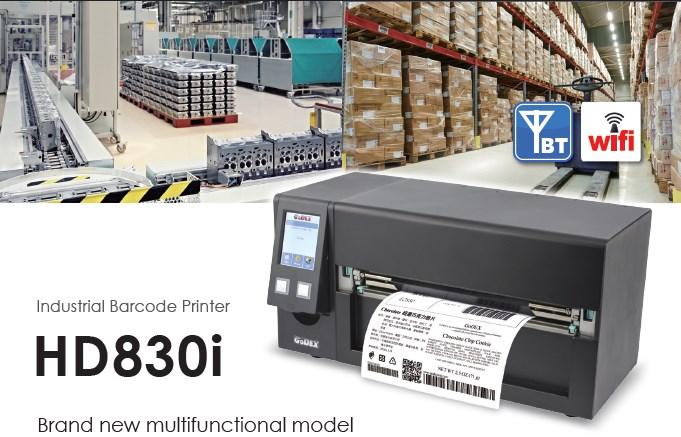 En este momento estás viendo Presentamos la Nueva Impresora Industrial Godex HD830i