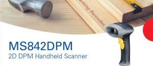 Presentamos Escáner de mano 2D DPM MS842DPM de Unitech