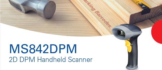 En este momento estás viendo Presentamos Escáner de mano 2D DPM MS842DPM de Unitech