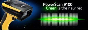 Presentamos La familia PowerScan 9100 linear imagers de Datalogic