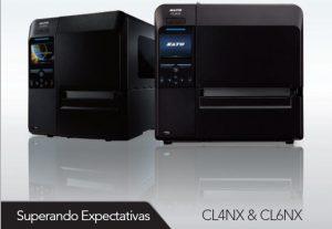 Presentamos la Nuevas Impresoras Industriales SATO NX Series