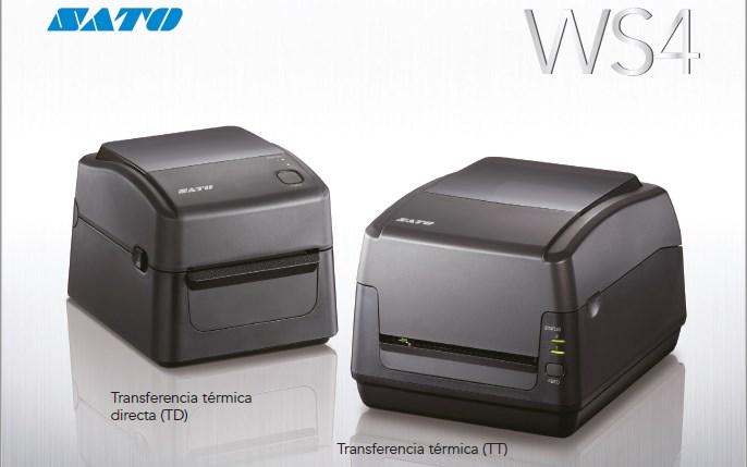 En este momento estás viendo Presentamos la Nueva Impresora Sobremesa SATO WS4