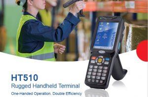 Presentamos el Nuevo Terminal de mano Rugerizado Unitech HT510