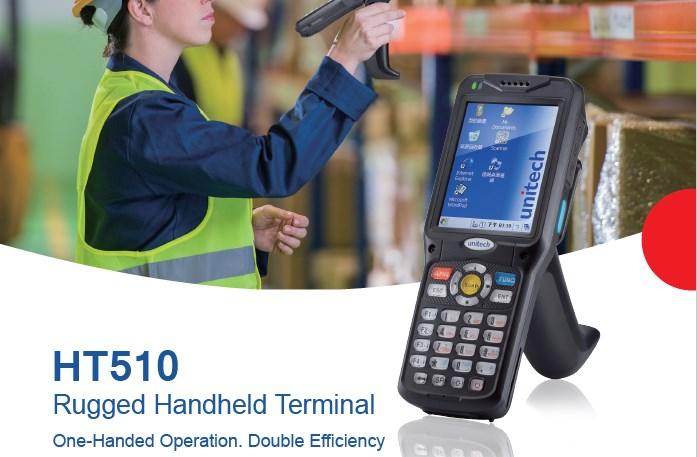 En este momento estás viendo Presentamos el Nuevo Terminal de mano Rugerizado Unitech HT510